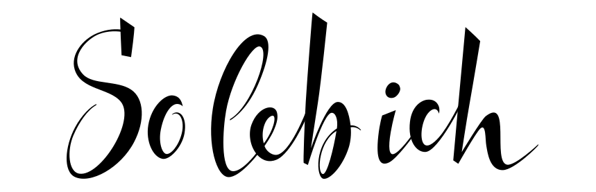 Logo der Firma So leb ich